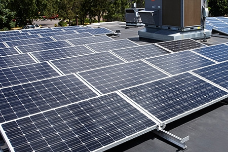 Solar Power System Steen Engineering