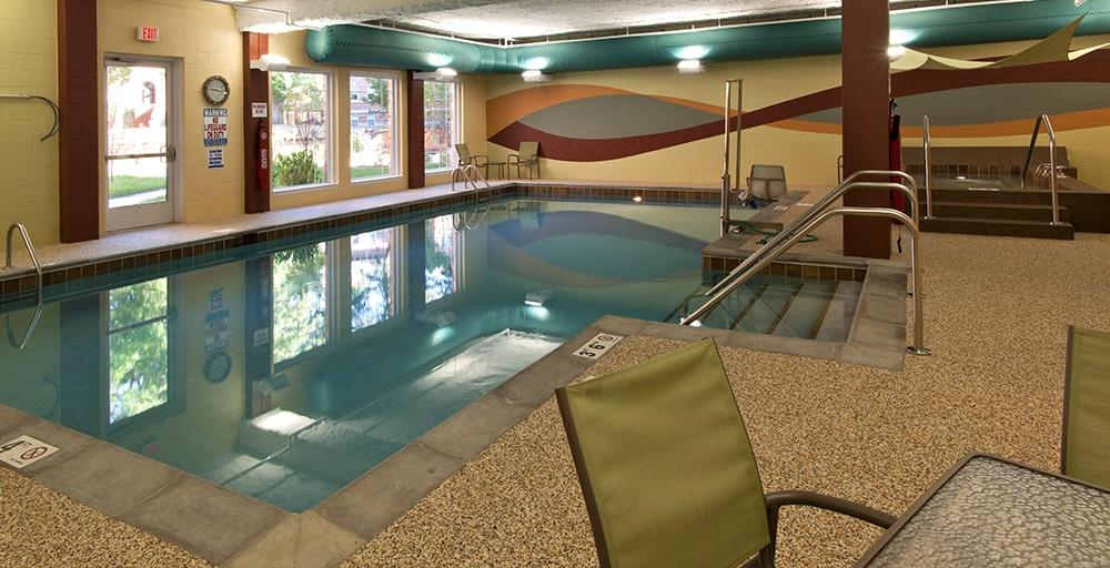 CARONDELET VILLAGE pool