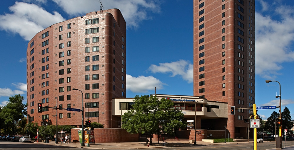 Nicollet Towers