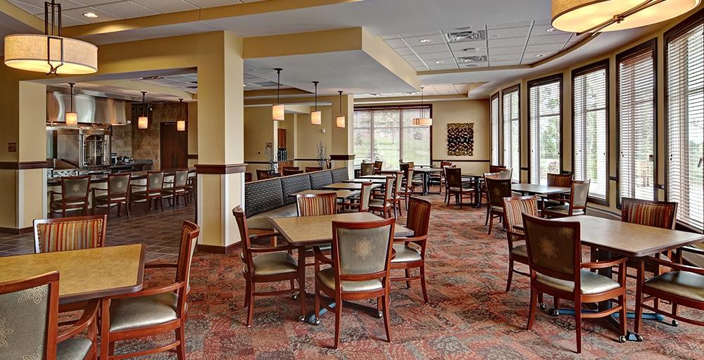 Westwood Ridge dinning room