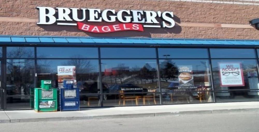 Retail, Bruegger's Bagels